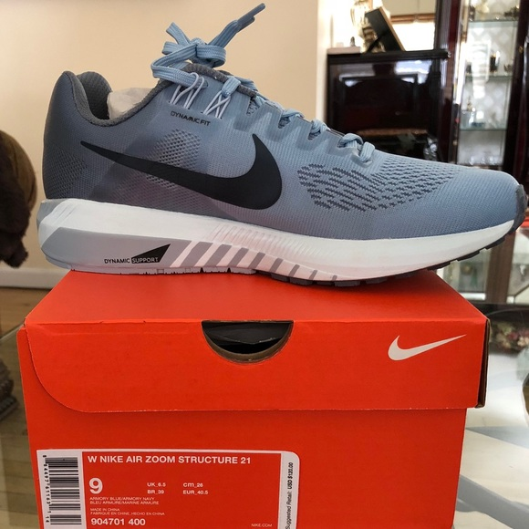 cheaper 0f6ac 6680a NWT W NIKE Air Zoom Structure 21 sneakers